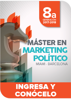 MÁSTER EN MARKETING POLÍTICO